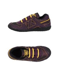 Munich Low Tops And Trainers Deep Purple