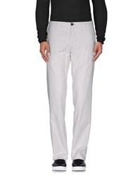 Ganesh Trousers Casual Trousers Men White