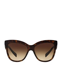 Dolce And Gabbana Cut Out Square Sunglasses Unisex