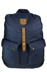 Fjall Raven Men's Fjallraven 'Greenland' Backpack Blue Dark Navy