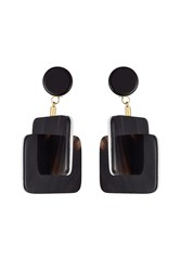 Marni Earrings With Horn Multicolor