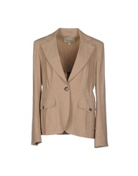 Burberry London Suits And Jackets Blazers Women Sand