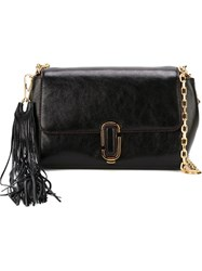Marc Jacobs 'J Marc.' Shoulder Bag Black