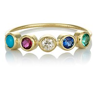 Jennifer Meyer Women's Bezel Ring No Color