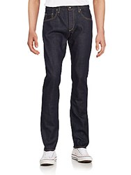 Rag And Bone Standard Issue Fit 3 Slim Straight Leg Jeans Rinse