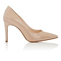 Barneys New York Women's Pointed Toe Pumps Nude