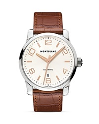 Montblanc Timewalker Automatic Watch 42Mm