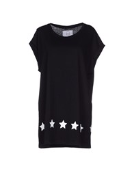 Gorgeous Topwear T Shirts Women Black