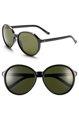 Electric Eyewear Women's Electric 'Riot' 58Mm Sunglasses Gloss Black Grey