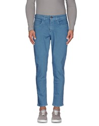 Derriere Denim Denim Trousers Men Pastel Blue
