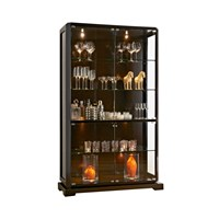 Selva Downtown Collectors Cabinet