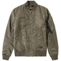 Rag And Bone Manston Ma 1 Jacket Green