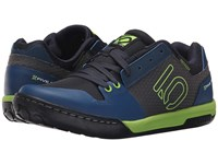 Five Ten Freerider Contact Solar Green Night Shade Men's Shoes Blue