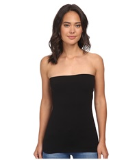 Susana Monaco Tube Top Black Women's Clothing