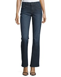 Nydj Barb High Waist Boot Cut Jeans Burbank Wash