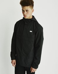 The Hundreds Cruise Anorak Jacket Black