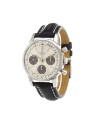 Breitling 'Top Time Chronograph' Analog Watch Stainless Steel