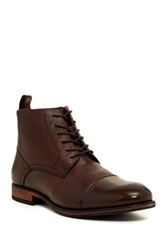 Aldo Alferi Faux Fur Lined Boot Brown