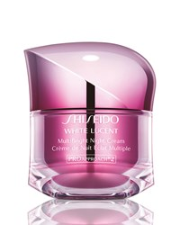 White Lucent Multibright Night Cream 1.7 Oz. Shiseido