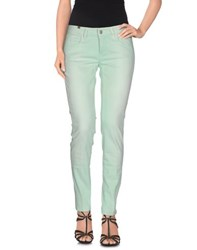 Notify Jeans Notify Denim Denim Trousers Women Light Green