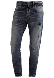 Ltb Diego Relaxed Fit Jeans Deep Worn Wash Dark Blue