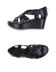 Fabio Rusconi Footwear Sandals Women Black