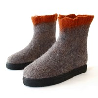 Felt Forma Gray Mountain Women's Snow Ankle Boots