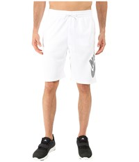Nike Sb Dri Fit Stripe Sunday Short White Black Men's Shorts