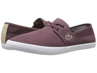 Lacoste Marice Lace 316 1 Dark Purple Men's Shoes