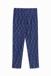 Missoni Diamond Trousers Blue