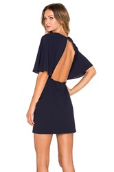 Blaque Label Backless Party Dress Navy