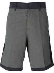 Golden Goose Deluxe Brand 'Ultra' Patterned Shorts Grey