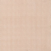 Dash And Albert Petit Diamond Rug Pink Ivory 91X152cm