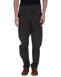 Damir Doma Casual Pants Lead