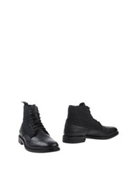 Brian Dales Ankle Boots Black
