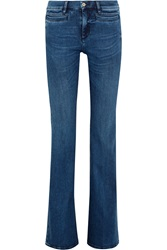 Mih Jeans Marrakesh Mid Rise Flared Jeans