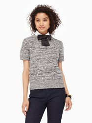 Kate Spade Bow Collared Sweater