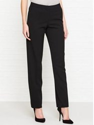 Jigsaw Paris Marais Trousers Black