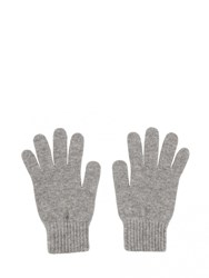 Johnstons Of Elgin Cashmere Mens Gloves Neutral