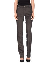 Gucci Trousers Casual Trousers Women Dark Brown