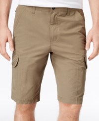 Hawke And Co. Outfitter Men's Ripstop Stretch Cargo Shorts Deep Olive