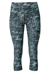 Under Armour 3 4 Sports Trousers Black