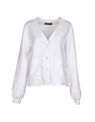 Christophe Lemaire Lemaire Suits And Jackets Blazers Women White