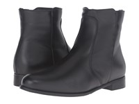 La Canadienne Sophie Black Leather Women's Boots