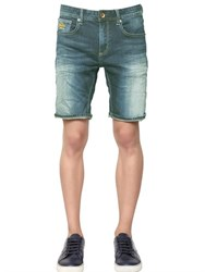Superdry Slim Fit Stretch Cotton Denim Shorts