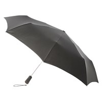 Totes Xtra Strong Auto Open Close Umbrella Black