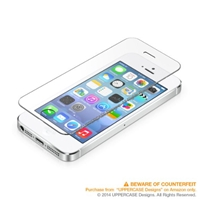 Amazon.Com Uppercase Premium Tempered Glass Screen Protector For Iphone 5S Iphone 5 Iphone 5C Iphone 5S 5C 5 Cell Phones And Accessories