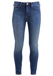 Lee Skyler Slim Fit Jeans Blue Fog Blue Denim
