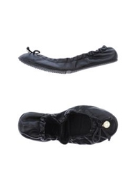Liu Jo Shoes Ballet Flats Black