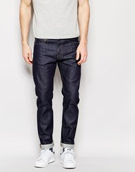 Edwin Jeans Ed 85 Skinny Low Crotch Fit Cs Night Blue Unwashed Blue